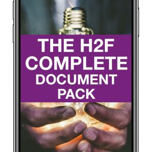 Complete H2F pack